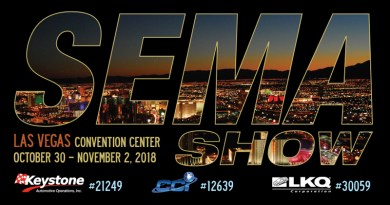 Come visit the Keystone family of brands at the 2018 SEMA Show.