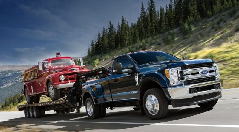 The 2019 Ford Super Duty is nearly identical to its 2018 and 2017 versions---for good reason.