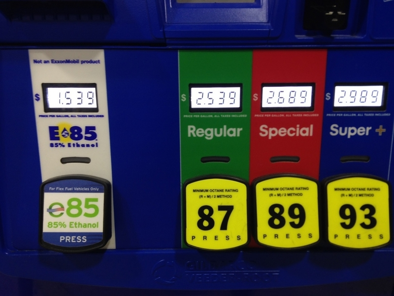 If automakers win the bid for higher octane levels, could it come in the form of increased ethanol content?