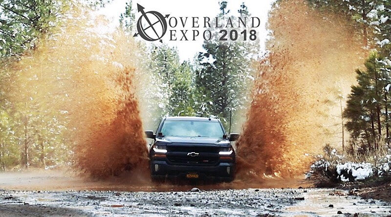 The Overland Expo East took place at REEB Ranch just outside Asheville, NC this weekend. And with heavy rains, deep mud, and near-freezing temperatures, the event played out much like a true overlanding/off-road adventure.