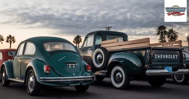 More than 5,000 custom and classic cars across every genre and decade you can imagine were on public display at the annual Daytona Turkey Run.