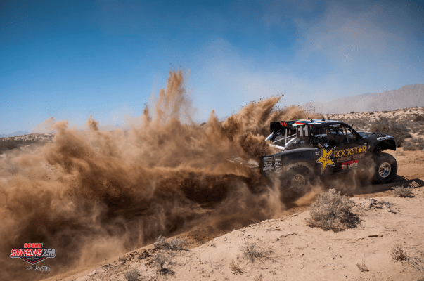 Check out the SCORE San Felipe 250 for some exciting off-road racing this April.