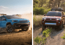 Battle On, 2019 Jeep Cherokee Trailhawk vs 2019 Toyota 4Runner TRD PRO