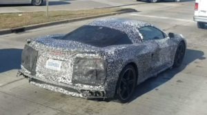 Looks like we have to wait a little longer to see the mid-engine C8 Corvette debut.