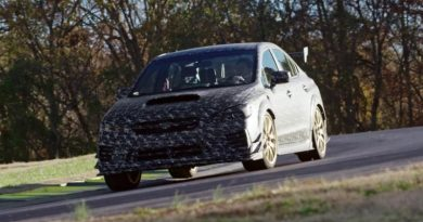 Looks like America is finally getting a track-ready Subaru WRX STI.