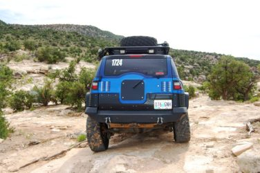 Warrior Products recently released new steel LED taillights for the Toyota FJ.