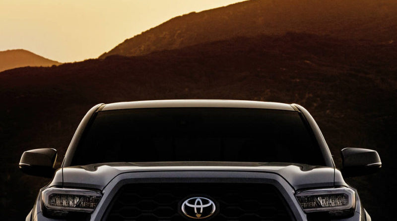 The 2020 Toyota Tacoma is set to unveil at the 2019 Chicago Auto Show.