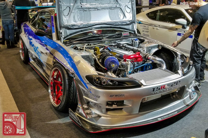 The way classic car culture is celebrated at the 2019 Tokyo Auto Salon shows a unique blend of performance and style.