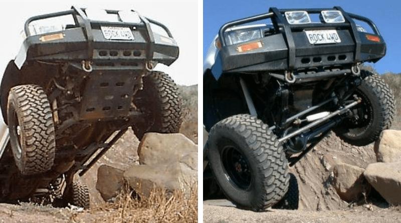 Tech Corner: Off-Road Suspension Setups, Independent vs Solid Axle