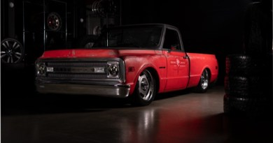 A 1972 Chevy C10 Barnyard Find