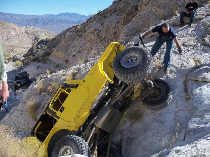 Also on our list of must-do trail runs in Southern California is the Panamint Valley Days hosted by Cal4Wheel.