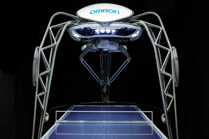 As mobility solutions continue to buzz as the future of transportation, we are seeing the annual Consumer Electronics Show morph into the jumping off point for the auto show season. The Omron ping-pong robot may seem unrelated, but its technology represents a direction for the first wave of vehicle autonomy.