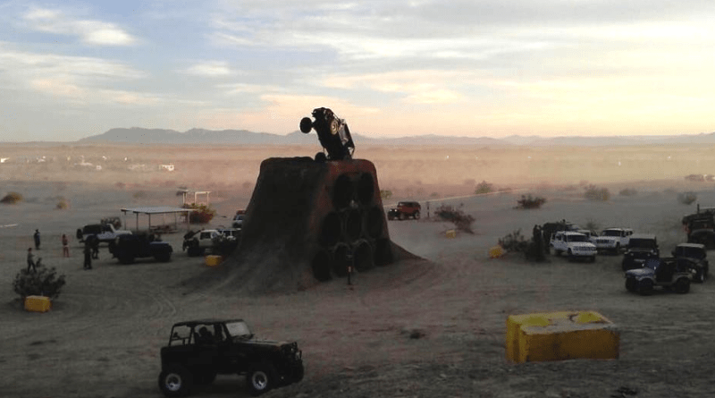 Off-Road season is here. First up on the to-do list? The TDS Desert Safari in SoCal!