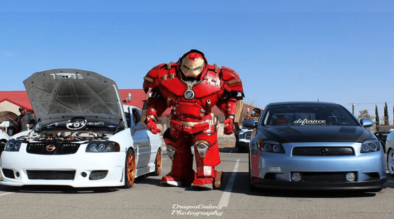 If you seek something a little less conventional during auto show season, add SoldierCon to your schedule.