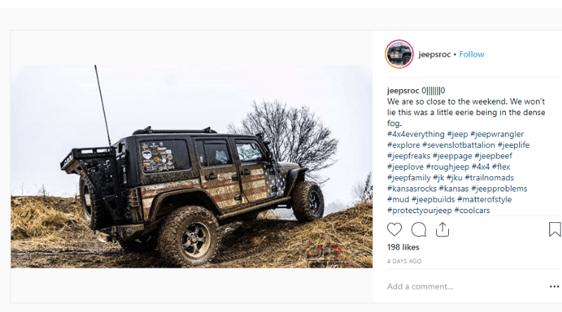 MEK Magnet offers customizable, magnetic Jeep armor.