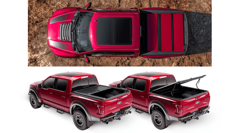 Leading the industry in single-piece, fiberglass truck toppers, A.R.E. has been quick to innovate tonneau covers as well. New are the DoubleCover and Fusion.