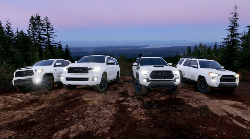 2020 TRD Pro Series: Fresh Features, Recent Updates, and a