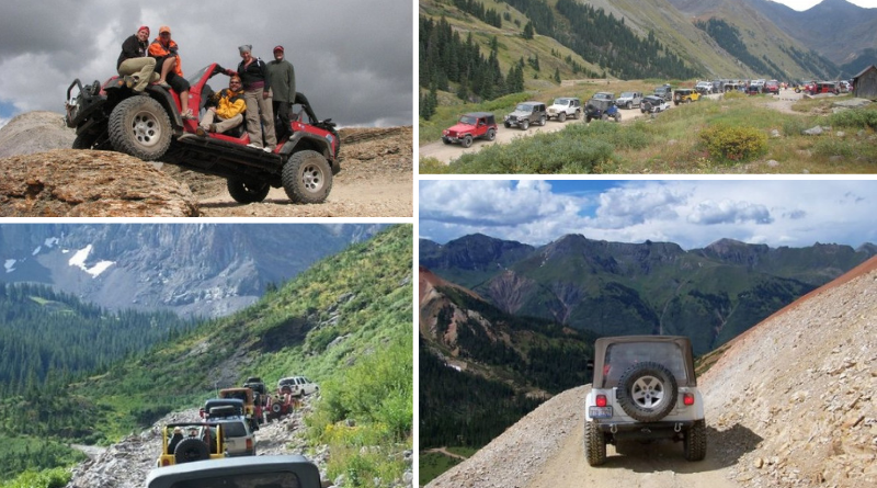 Let S Go Off Road Five Awesome Trail Runs In Colorado The