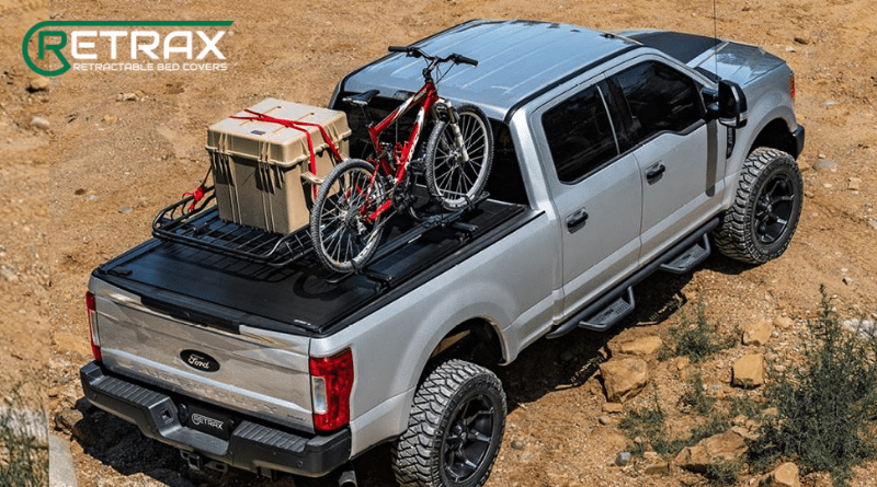 Retrax Truck Bed Covers Come In Four New Flavors The Engine Block