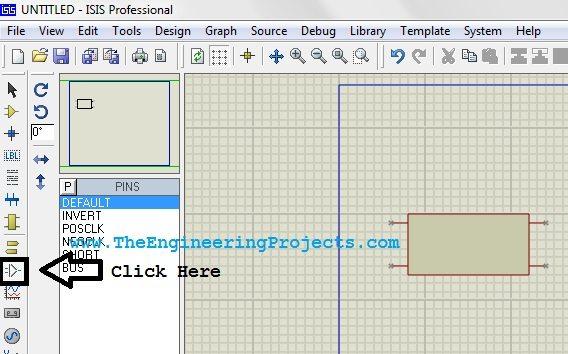 Component Designing in Proteus ISIS,design component in proteus