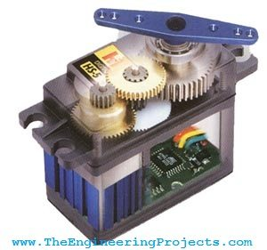 Servo Motor Drive Circuit in Proteus ISIS, design servo motor circuit in proteus isis, servo motor working circuit, servo motor complete circuit
