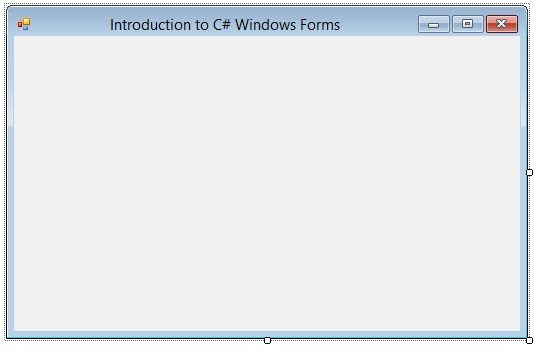 windows forms programming in c# , c# windows forms, windows forms in c#, c# windows form, c# windows form programming