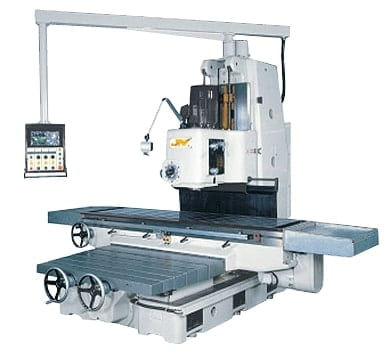 Manufacturing of Fixed Bed Milling Machine