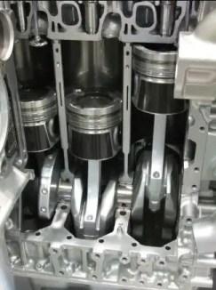 Types of pistons