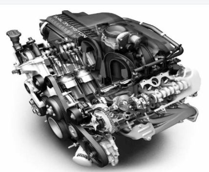 types of engines: petrol engine
