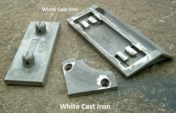White Cast Iron