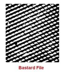 Types of file tools - Bastard file