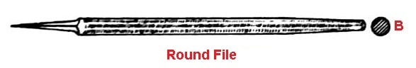 Round file