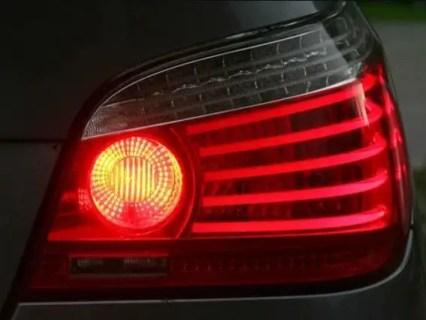 car Brake light