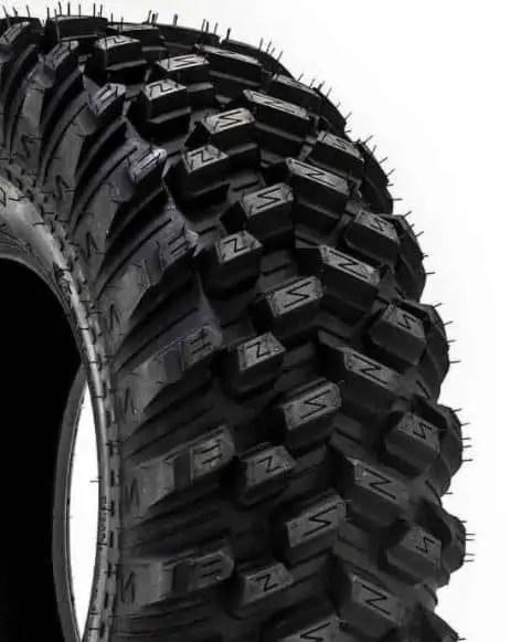 ATV or UTV tires