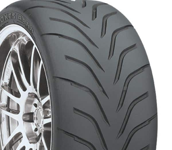 Track and Competition Tires