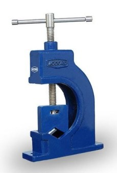 Types of vice: Pipe vice