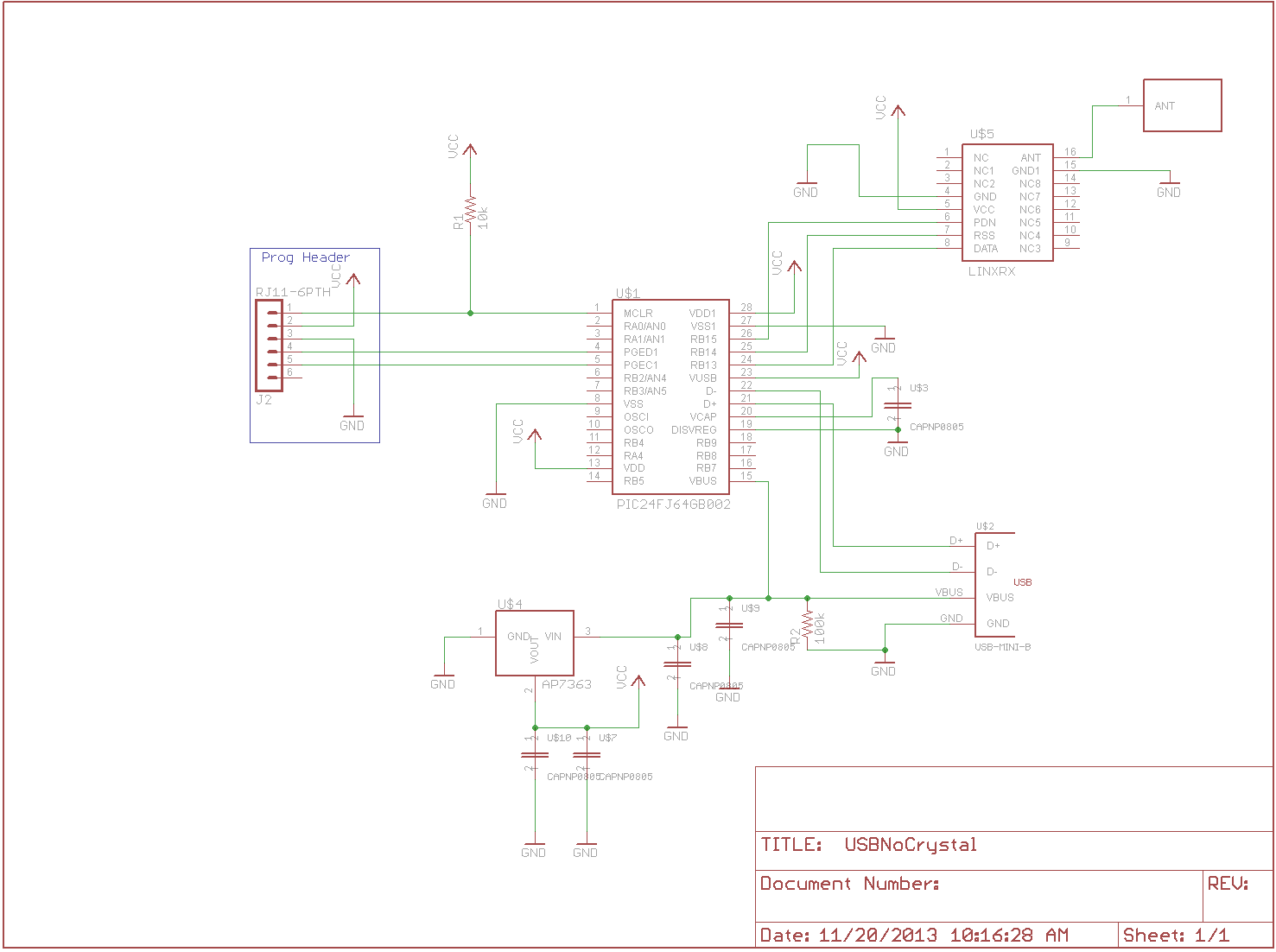 Xlp And Wireless Links Using The Pic24f16ka102