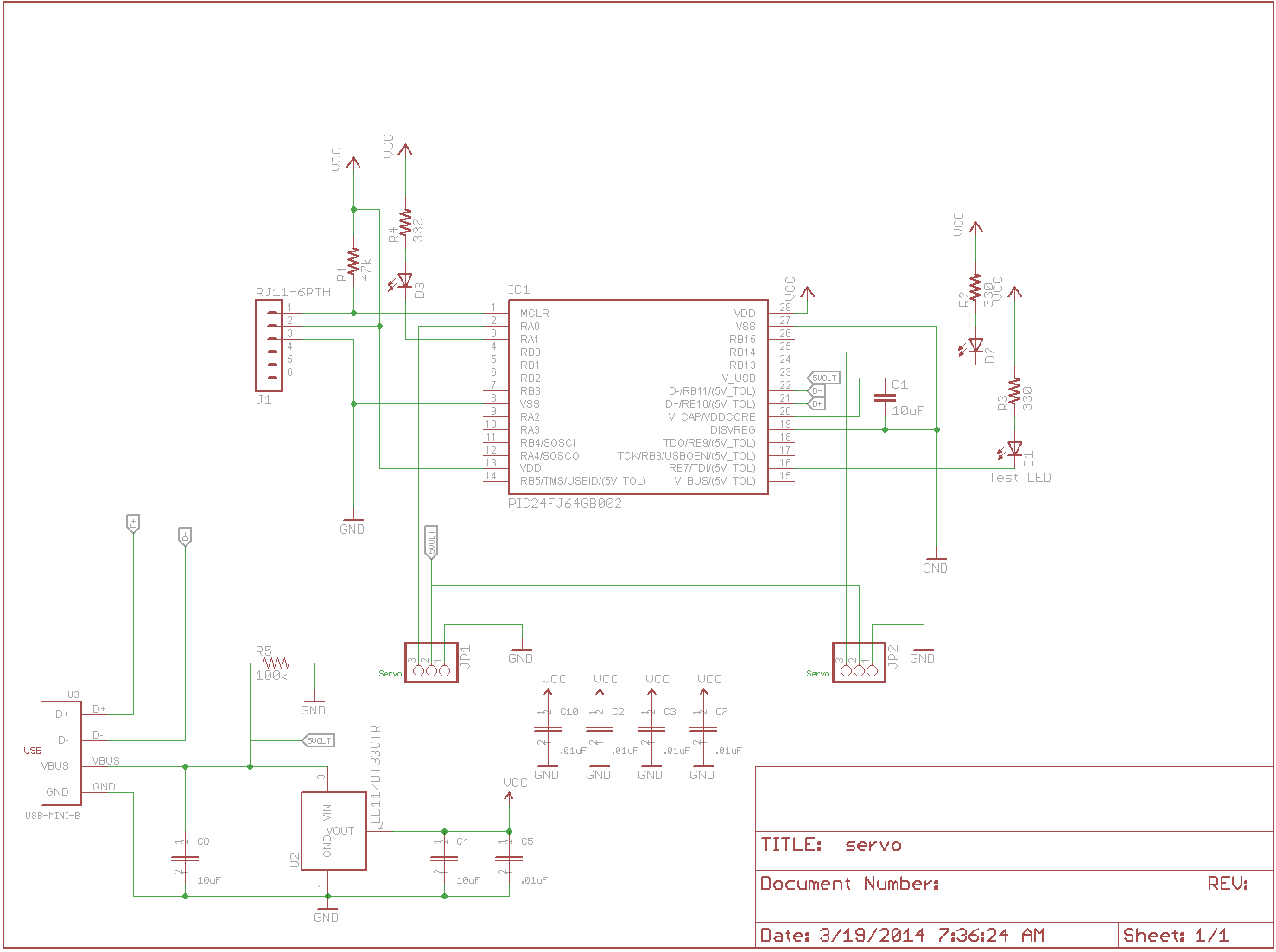 Drive Usb Connector Schematic