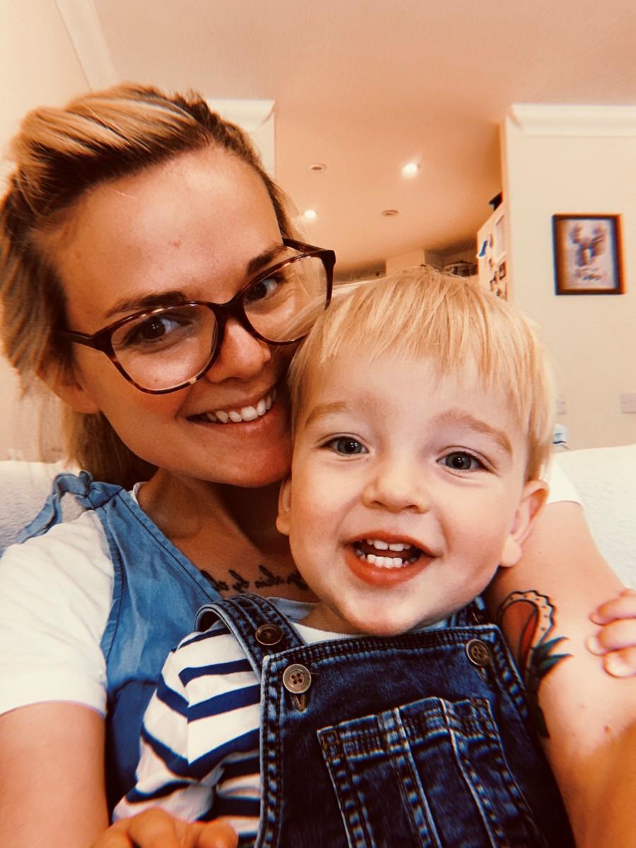 Rosie Mum Blogger