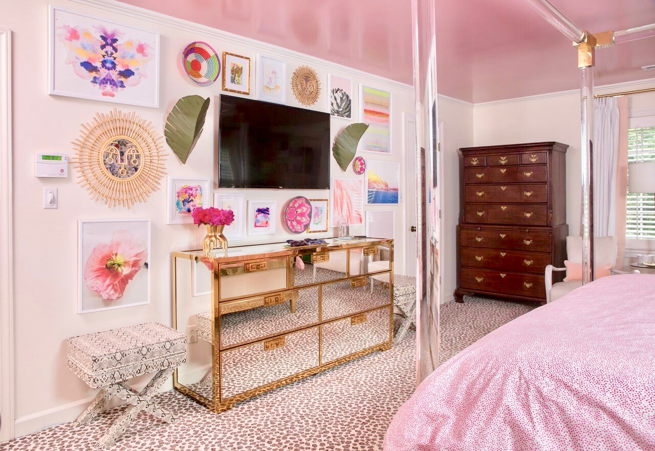 One Room Challenge Spring 2017 Big Reveal The English Room