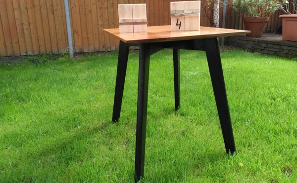 David\'s Side Table