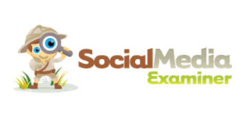social media examiner character