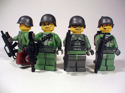 MDE vs. Commando Pattern