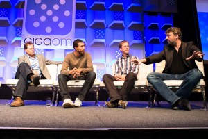 GigaOM Structure 2012 - PaaS Panel