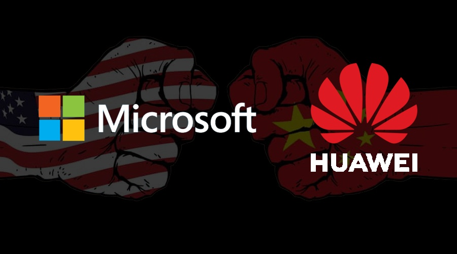 Microsoft to remove Huawei laptops from the stores after Google