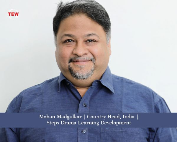 Mohan Madgulkar- Steps Drama Learning Development