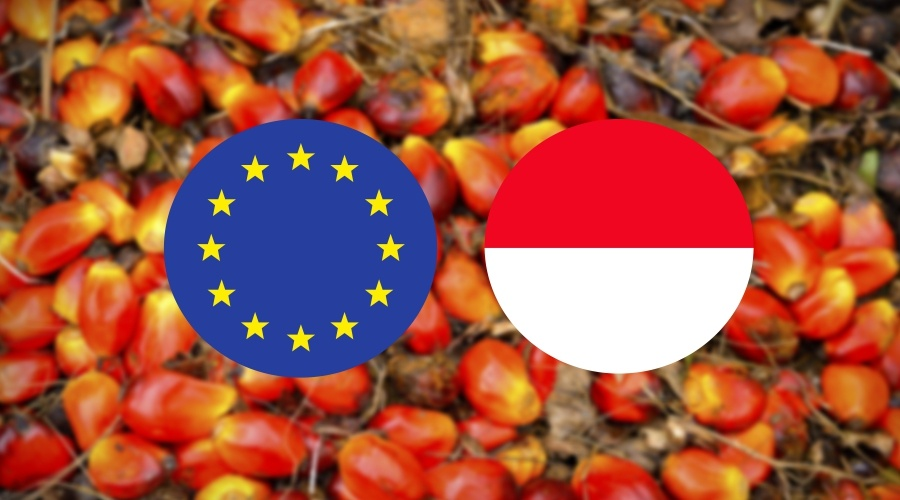 Another trade war to instigate between Indonesia and the EU.