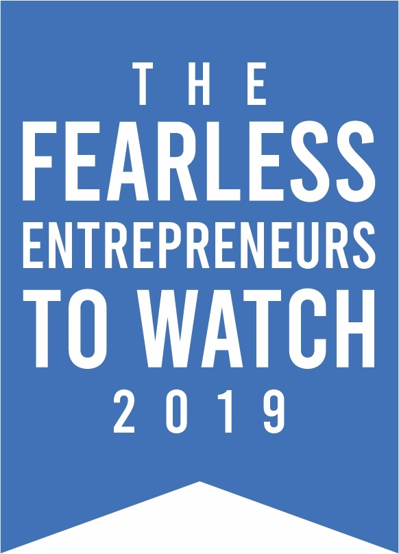 Logo - The Fearless Entrepreneurs to watch 2019