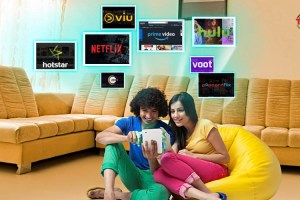Digital entertainment platforms, a new king in the entertainment business.