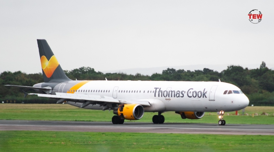 Thomas cook, a British oldest traveling company collapsed.